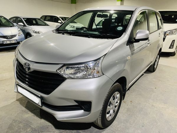 2019 Toyota Avanza 1.5 SX Gauteng Benoni_0