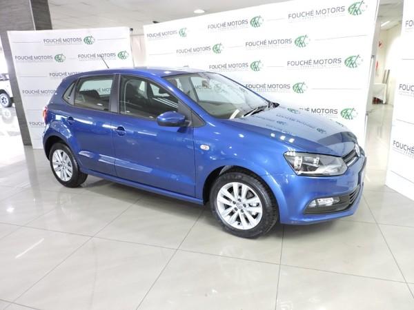 2020 Volkswagen Polo Vivo 1.4 Comfortline 5-Door Gauteng Vereeniging_0