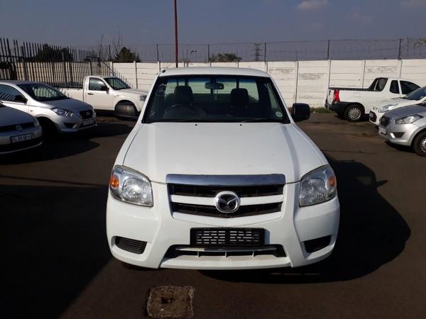 2011 Mazda BT-50 2.6i 4x4 Bakkie Single cab Gauteng Springs_0