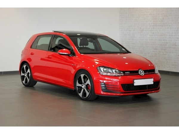 2014 Volkswagen Golf VII GTi 2.0 TSI DSG Free State Bloemfontein_0