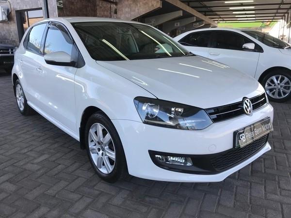 2012 Volkswagen Polo 1.4 Comfortline 5dr  Eastern Cape Uitenhage_0