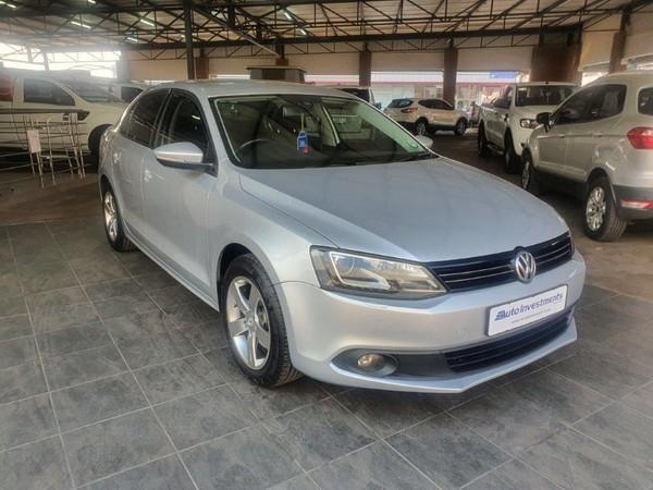 2014 Volkswagen Jetta Vi 1.4 Tsi Comfortline Dsg  Limpopo Polokwane_0