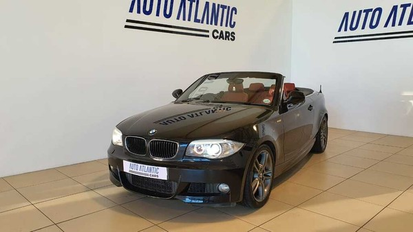 2012 BMW 1 Series 125i Convert Sport At  Western Cape Cape Town_0