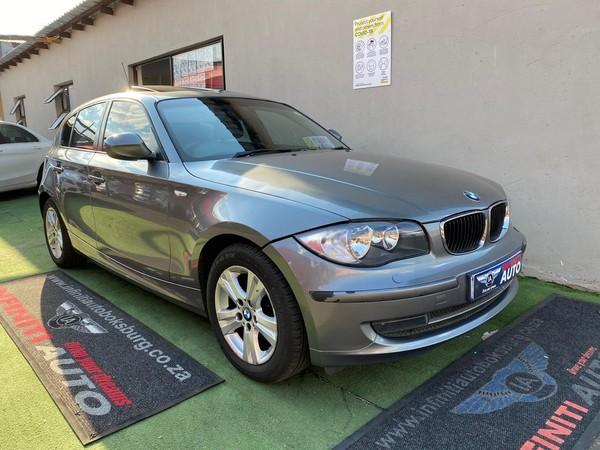 2010 BMW 1 Series 120d At e87  Gauteng Boksburg_0