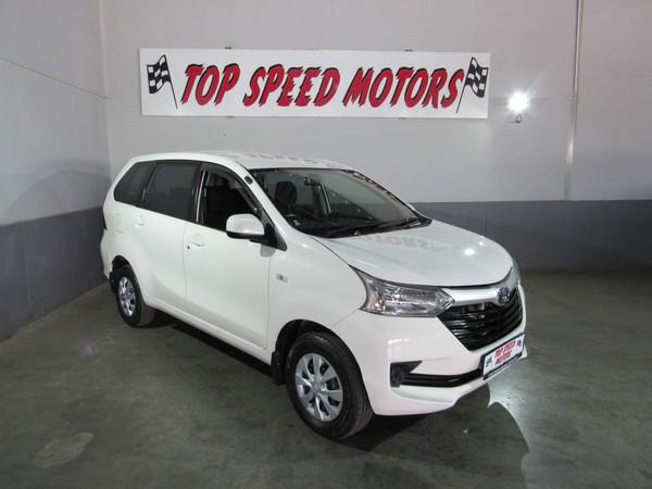 2018 Toyota Avanza 1.5 SX Auto Gauteng Vereeniging_0