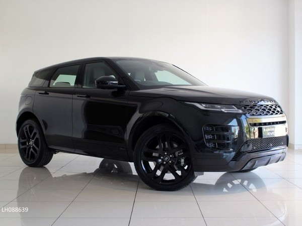 2020 Land Rover Evoque 2.0D 132KW D180 Western Cape Goodwood_0