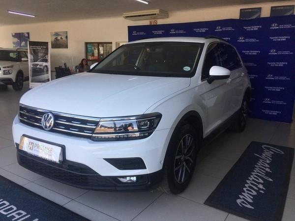 2018 Volkswagen Tiguan 1.4 TSI Comfortline DSG 110KW Gauteng Nigel_0