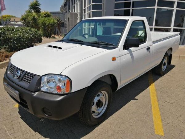 2021 Nissan NP300 2.5 TDi LWB Single Cab Bakkie Gauteng Sandton_0
