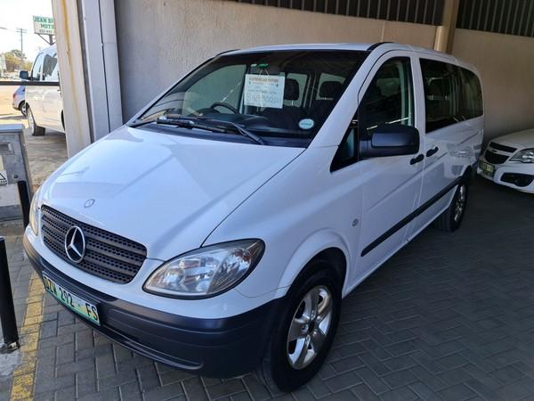 2009 Mercedes-Benz Vito 115 2.2 Cdi Crew Bus  Free State Bloemfontein_0
