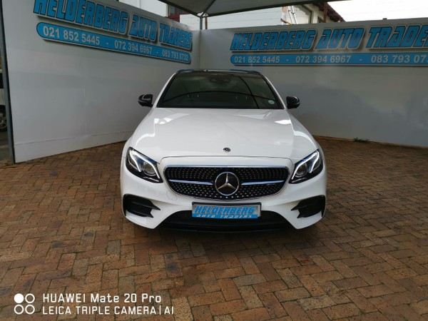 2018 Mercedes-Benz E-Class AMG E43 4MATIC Western Cape Somerset West_0