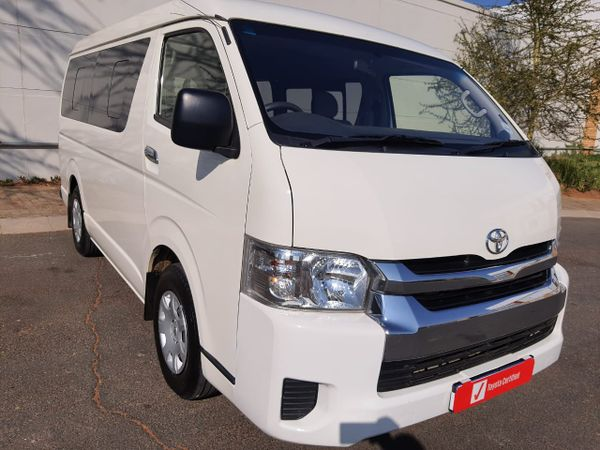 2018 Toyota Quantum 2.7 10 Seat  Gauteng Midrand_0