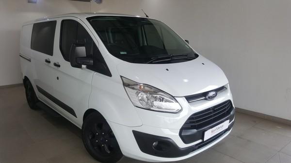 2017 Ford Transit Custom Kombi 2.2 TDCi Trend SWB 92KW FC PV Gauteng Roodepoort_0