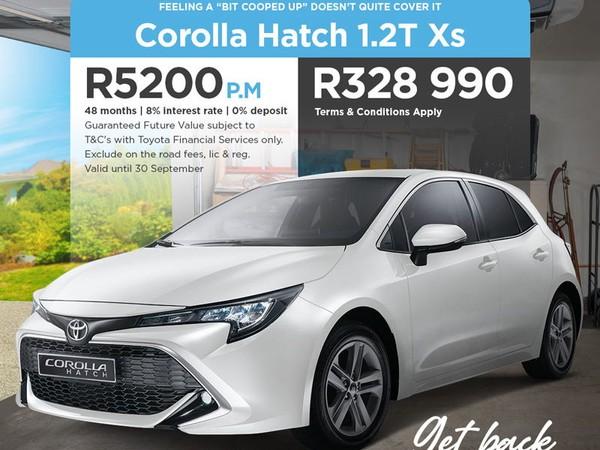 2020 Toyota Corolla 1.2T XS 5-Door Kwazulu Natal Durban North_0