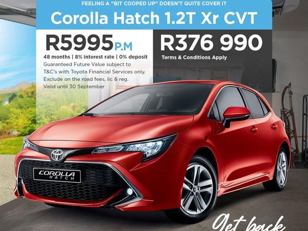 2020 Toyota Corolla 1.2T XR CVT 5-Door Kwazulu Natal Durban North_0