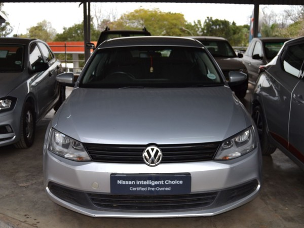 2012 Volkswagen Jetta Vi 1.4 Tsi Trendline  Mpumalanga Barberton_0