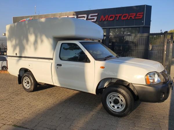 2015 Nissan NP300 Hardbody 2.0i LWB Single Cab Bakkie Gauteng Johannesburg_0
