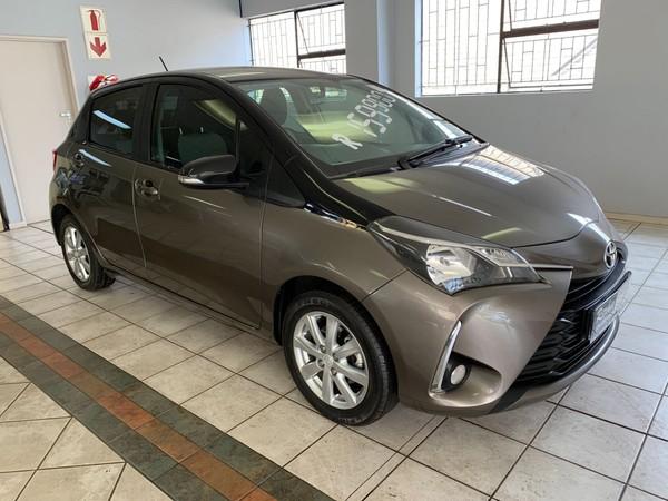 2017 Toyota Yaris 1.0 Pulse 5-Door Kwazulu Natal Vryheid_0