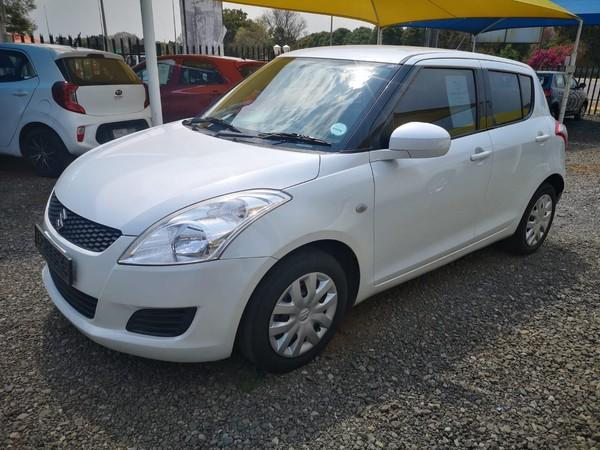 2012 Suzuki Swift 1.4 Gl  North West Province Rustenburg_0