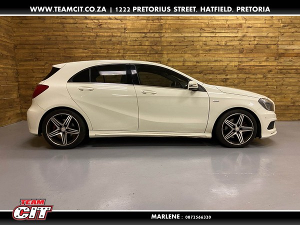 2014 Mercedes-Benz A-Class A 250 Sport At  Gauteng Pretoria_0
