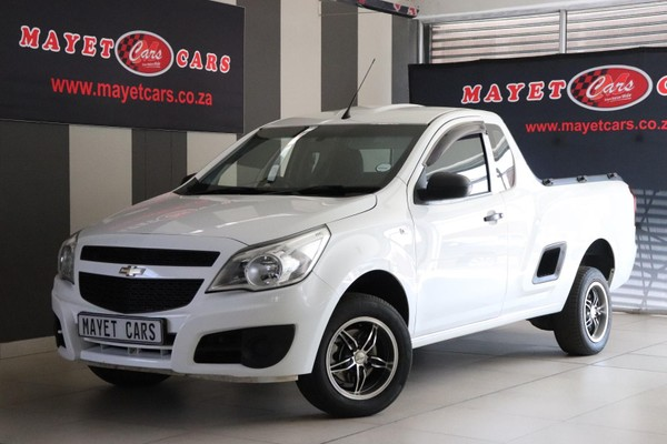 2017 Chevrolet Corsa Utility 1.4 Ac Pu Sc  Mpumalanga Delmas_0