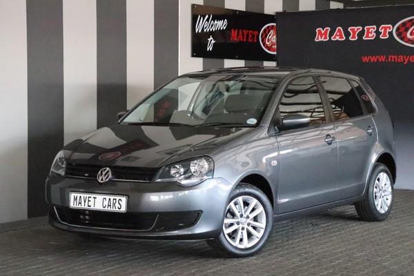 2014 Volkswagen Polo Vivo GP 1.4 Trendline Mpumalanga Delmas_0