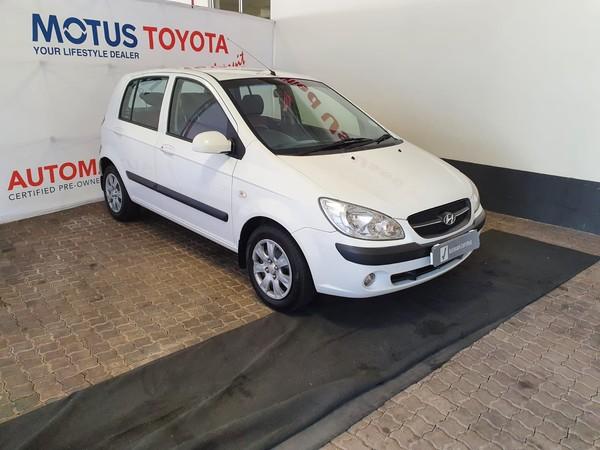 2010 Hyundai Getz 1.4 Hs  Mpumalanga Nelspruit_0