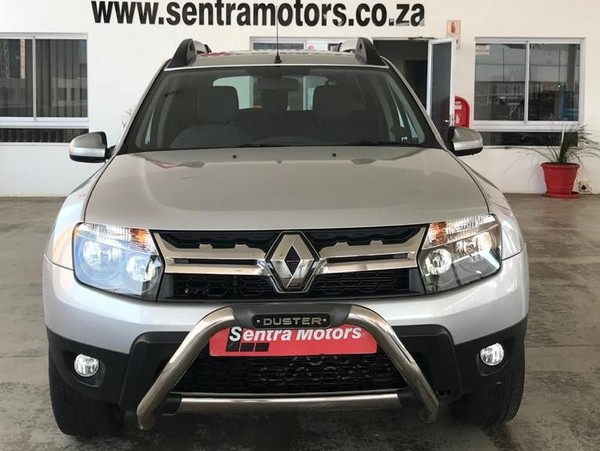 2016 Renault Duster 1.6 Dynamique Free State Bloemfontein_0