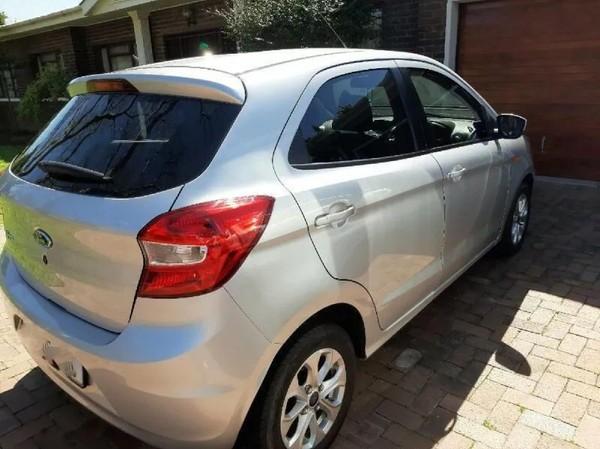 2018 Ford Figo 1.5 Titanium 5-Door Western Cape Paarl_0