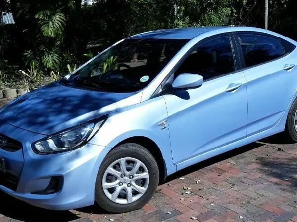 2012 Hyundai Accent 1.6 Gl  Western Cape Paarl_0
