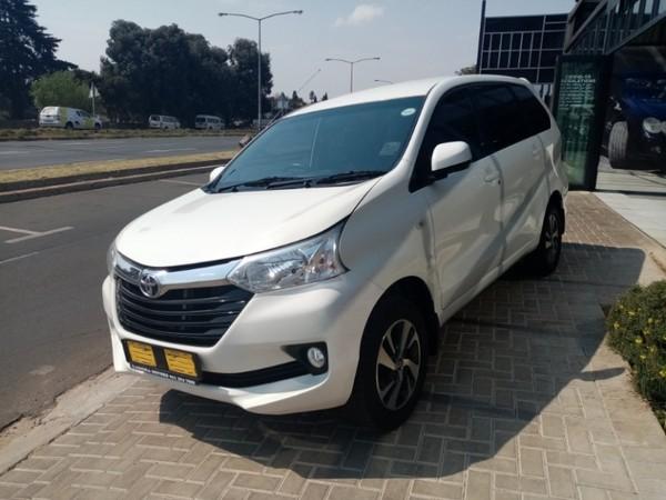 2017 Toyota Avanza 1.5 TX Gauteng Kempton Park_0