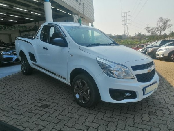 2017 Chevrolet Corsa Utility 1.4 Sc Pu  Kwazulu Natal Pinetown_0