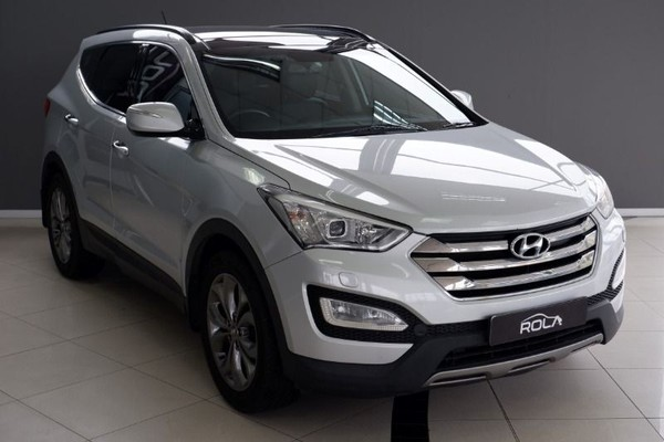 2013 Hyundai Santa Fe R2.2 Awd Elite 7s At  Western Cape Somerset West_0