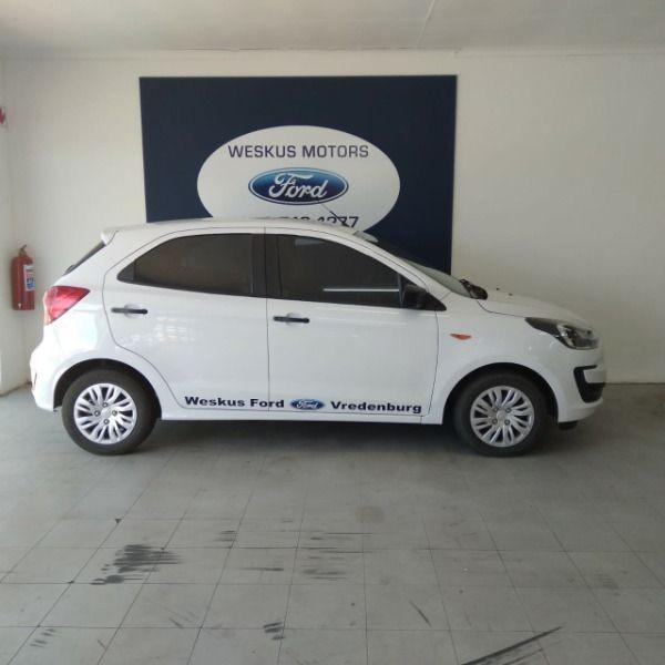2020 Ford Figo 1.5Ti VCT Ambiente 5-Door Western Cape Vredenburg_0