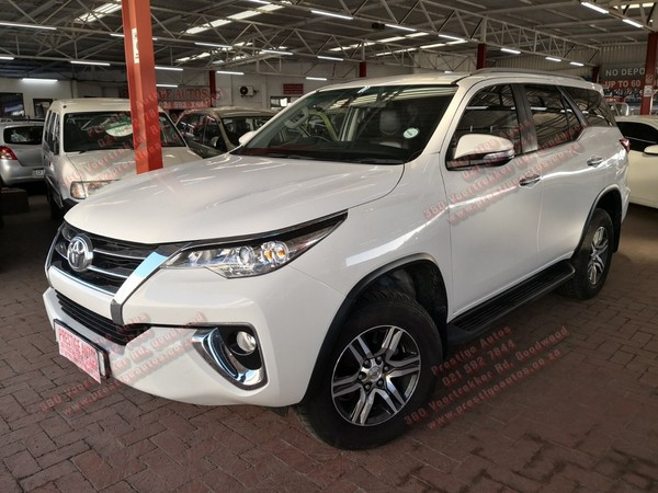2017 Toyota Fortuner 2.4GD-6 RB Auto Western Cape Goodwood_0