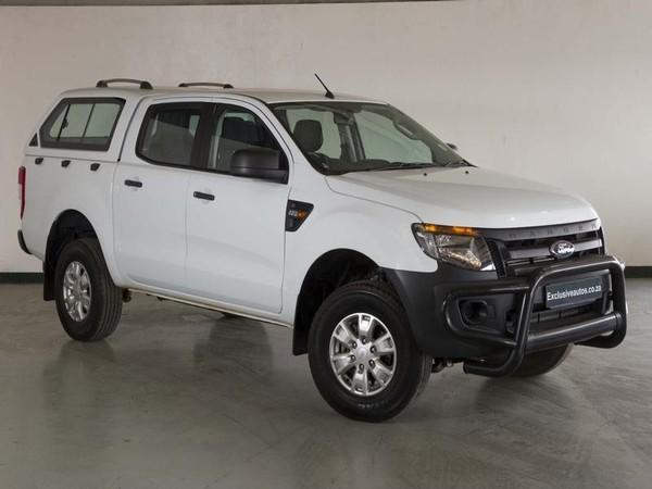 2013 Ford Ranger 2.2tdci Xl Pu Dc  Gauteng Pretoria_0