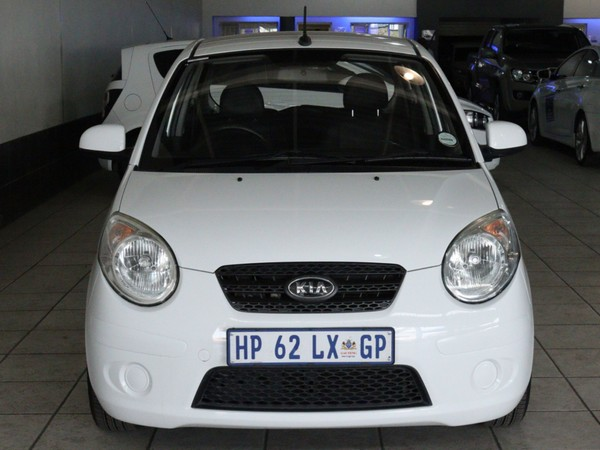 2010 Kia Picanto 1.1  North West Province Potchefstroom_0