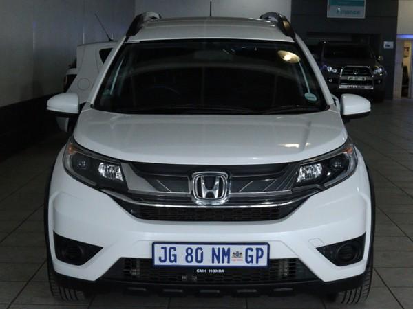 2017 Honda BR-V 1.5 Comfort CVT North West Province Potchefstroom_0