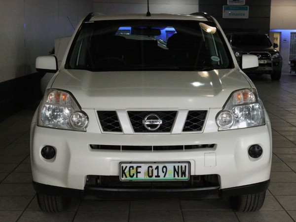 2010 Nissan X-Trail 2.0 4x2 Xe r79r85  North West Province Potchefstroom_0