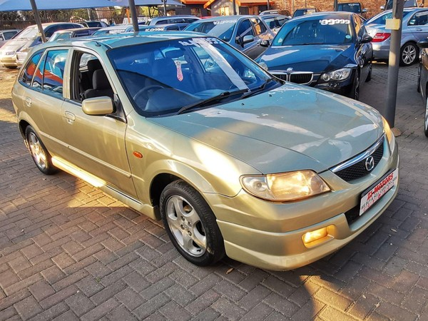 2006 Mazda Etude 160ise Sport 5dr  North West Province Brits_0