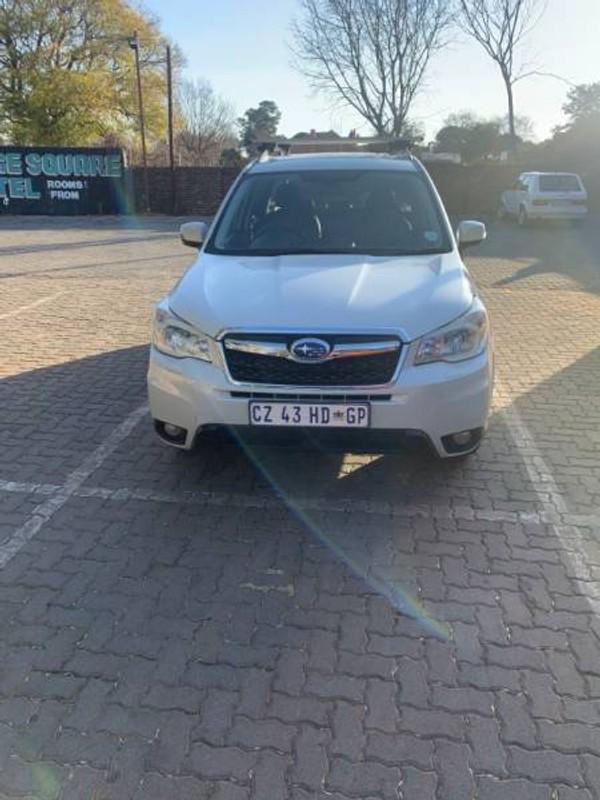 2014 Subaru Forester 2.5 XS CVT Gauteng Krugersdorp_0