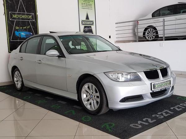 2008 BMW 3 Series 320d At e90  Gauteng Pretoria_0