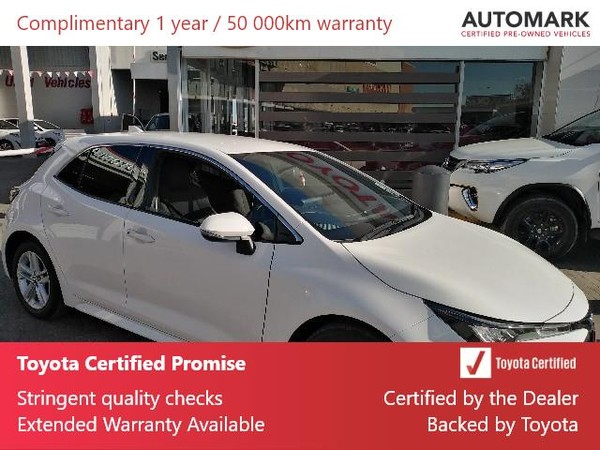 2019 Toyota Corolla 1.2T XS 5-Door Eastern Cape Mthatha_0
