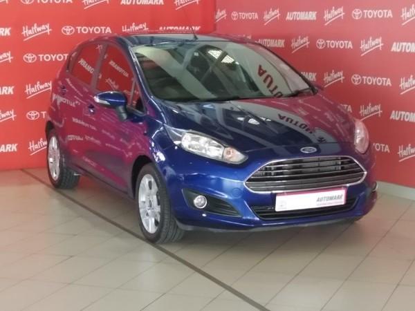 2014 Ford Fiesta 1.6 Tdci Trend 5dr  Gauteng Sandton_0