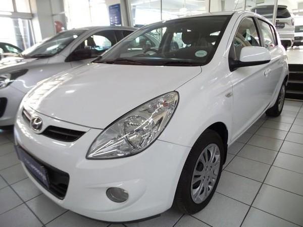 2011 Hyundai i20 1.4  Free State Bloemfontein_0