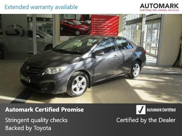 2010 Toyota Corolla 1.6 Advanced At  Western Cape Cape Town_0
