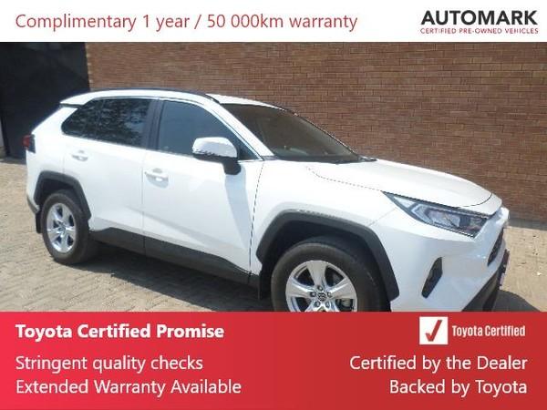2019 Toyota Rav 4 2.0 GX CVT Limpopo Messina_0