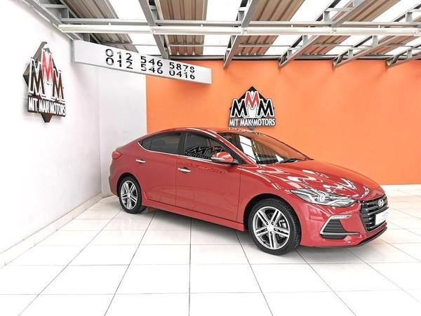 2018 Hyundai Elantra 1.6 GTDI DCT Gauteng Pretoria_0