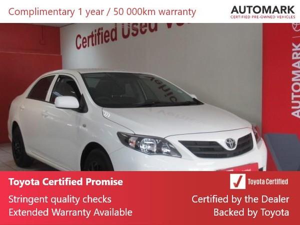 2020 Toyota Corolla Quest 1.6 Auto Gauteng Springs_0
