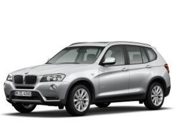 2013 BMW X3 Xdrive20d Exclusive At  Western Cape Cape Town_0