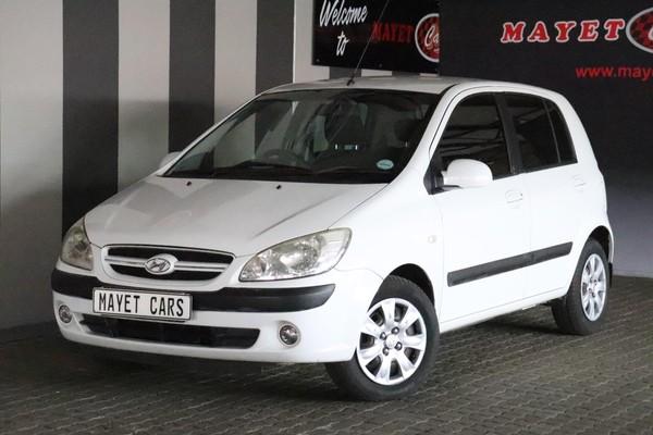 2006 Hyundai Getz 1.4  Mpumalanga Delmas_0